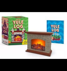 INGRM Mini Yule Log