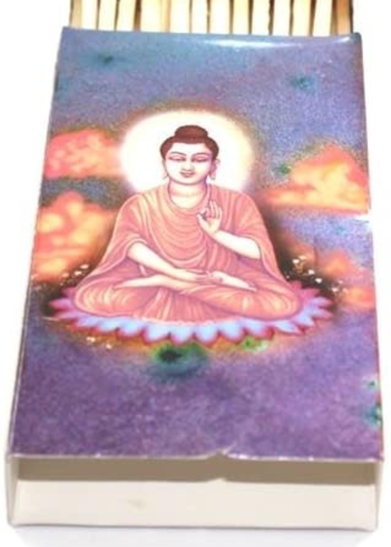Cosmic Buddha Matchbox