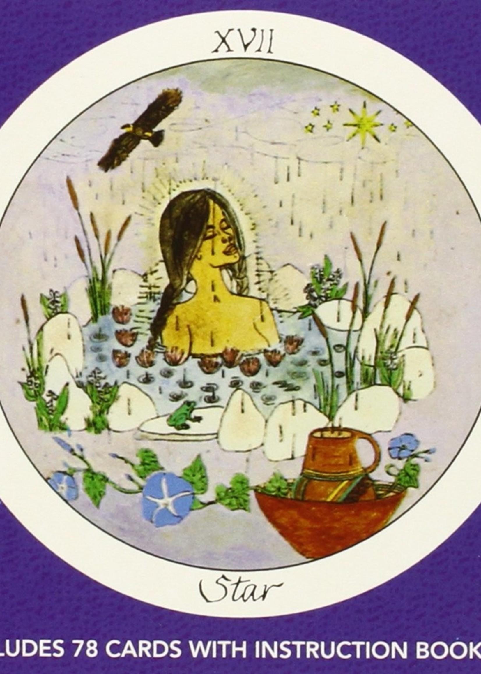 Deck Motherpeace Round Tarot