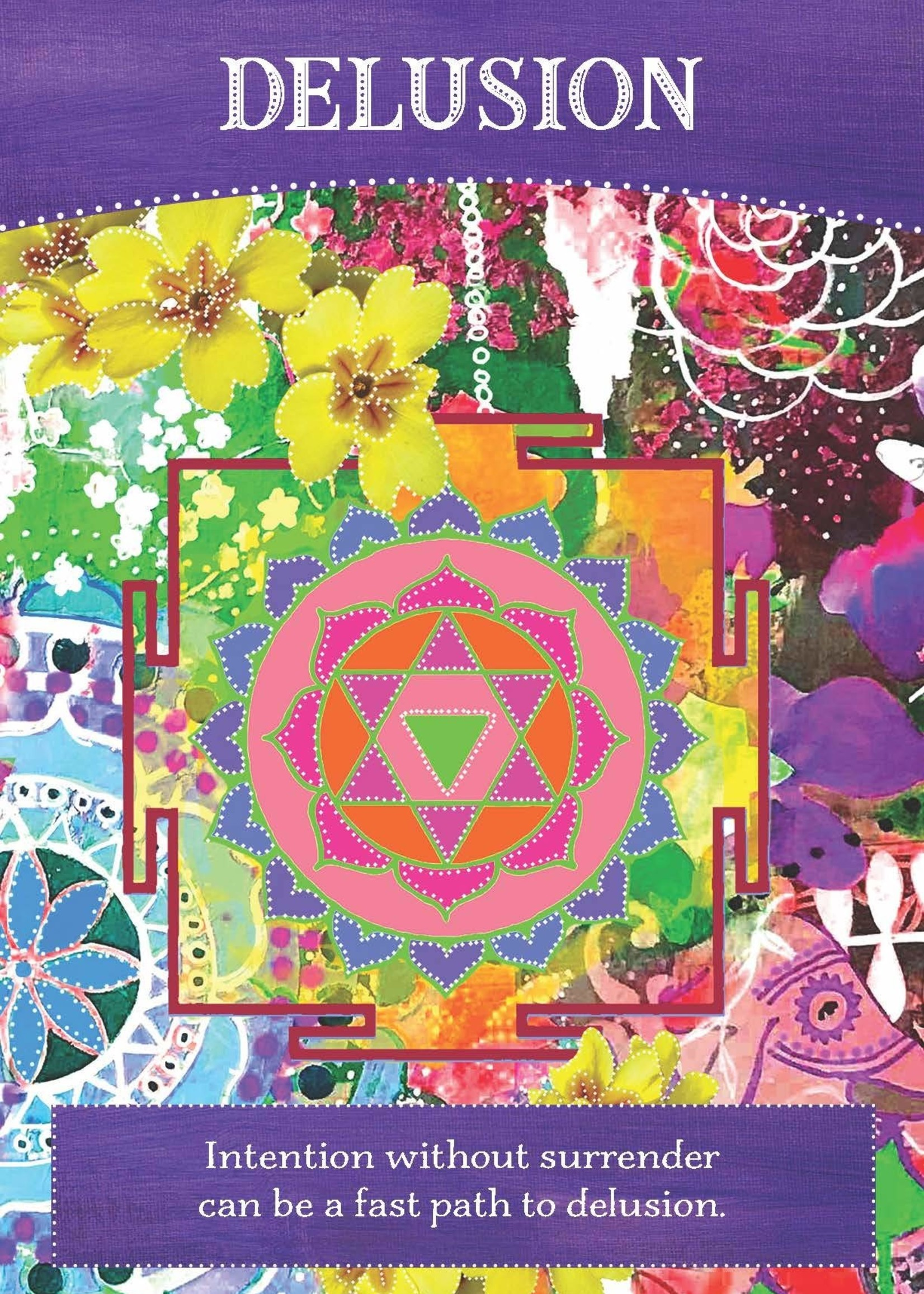 Deck Divine Abundance Oracle