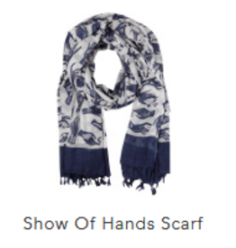 Show of Hands Scarf