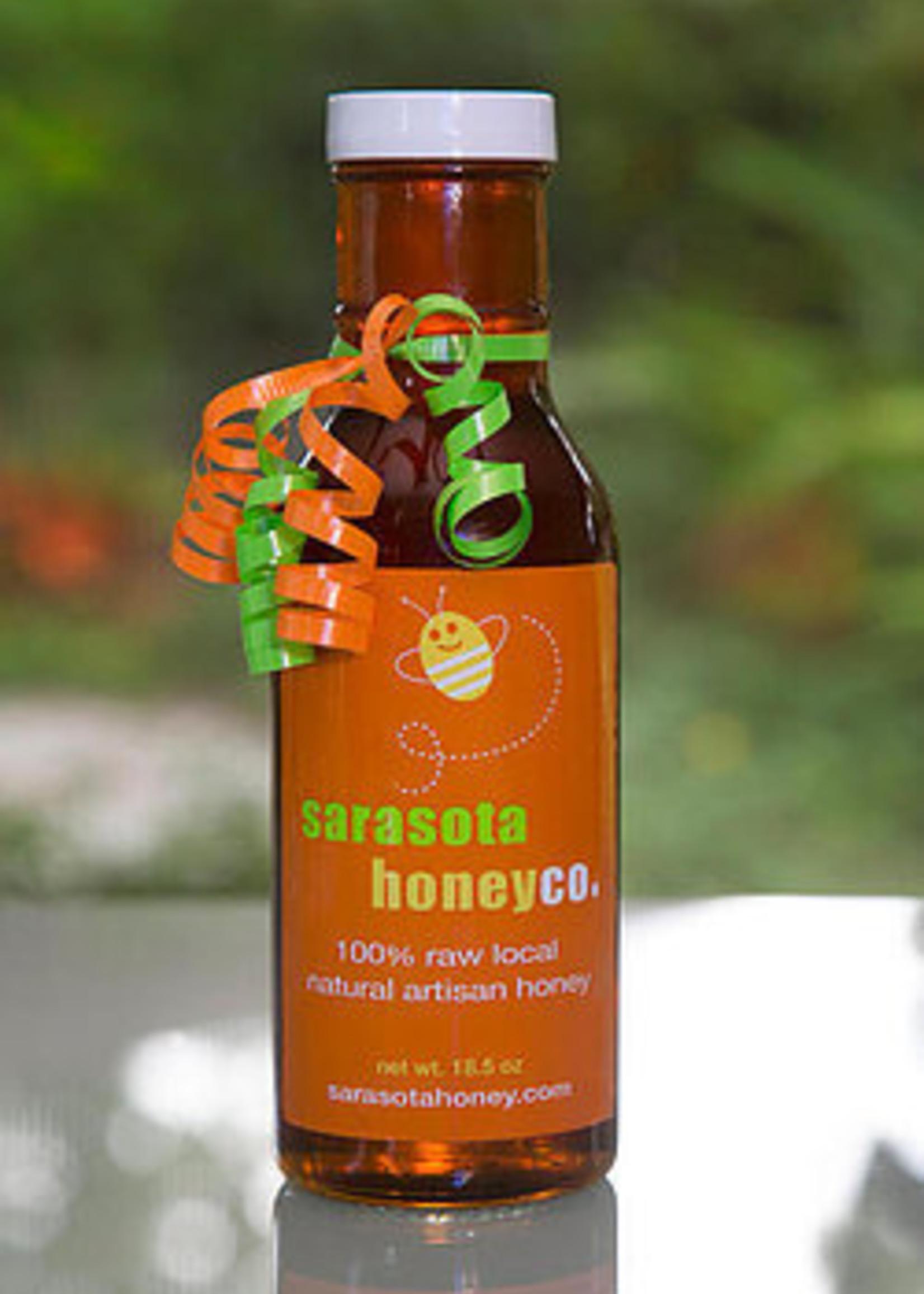 Honey Raw Gold Wildflower Blend