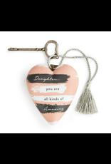 Art Hearts w/ keys *  Amazing Daughter