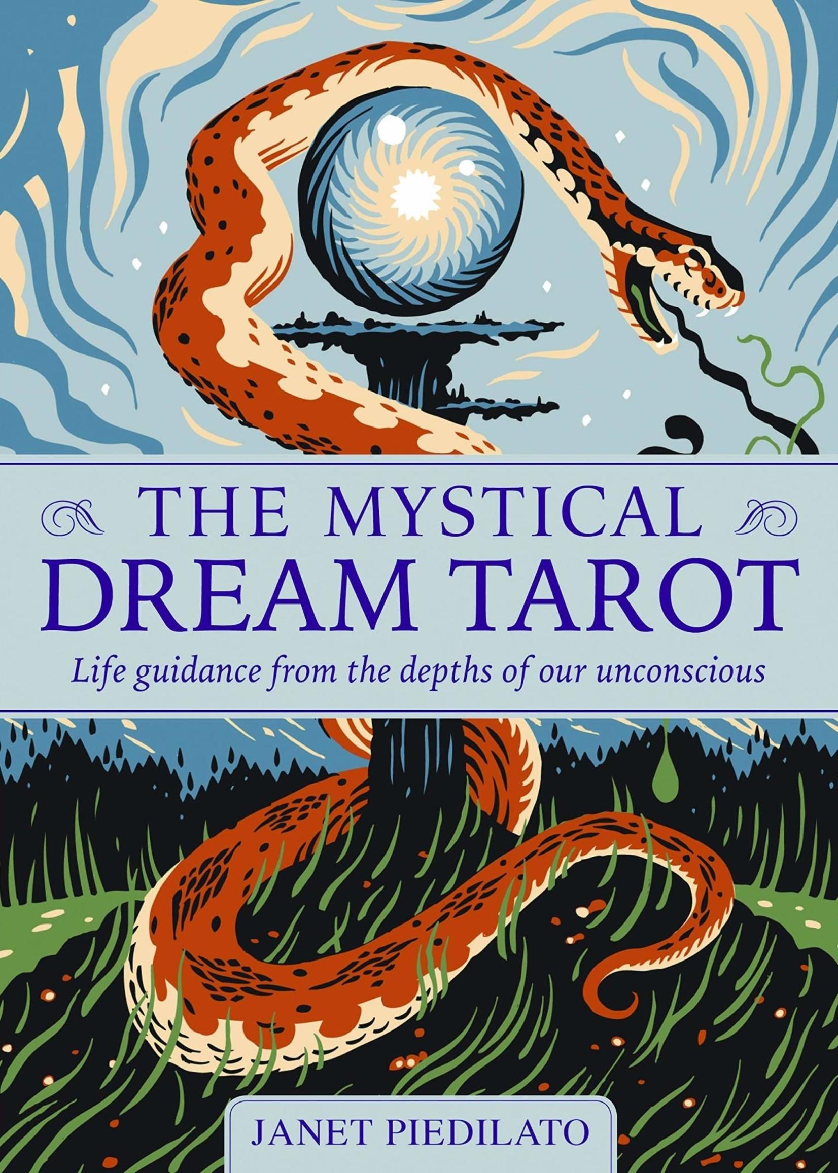 Deck Mystical Dream Tarot