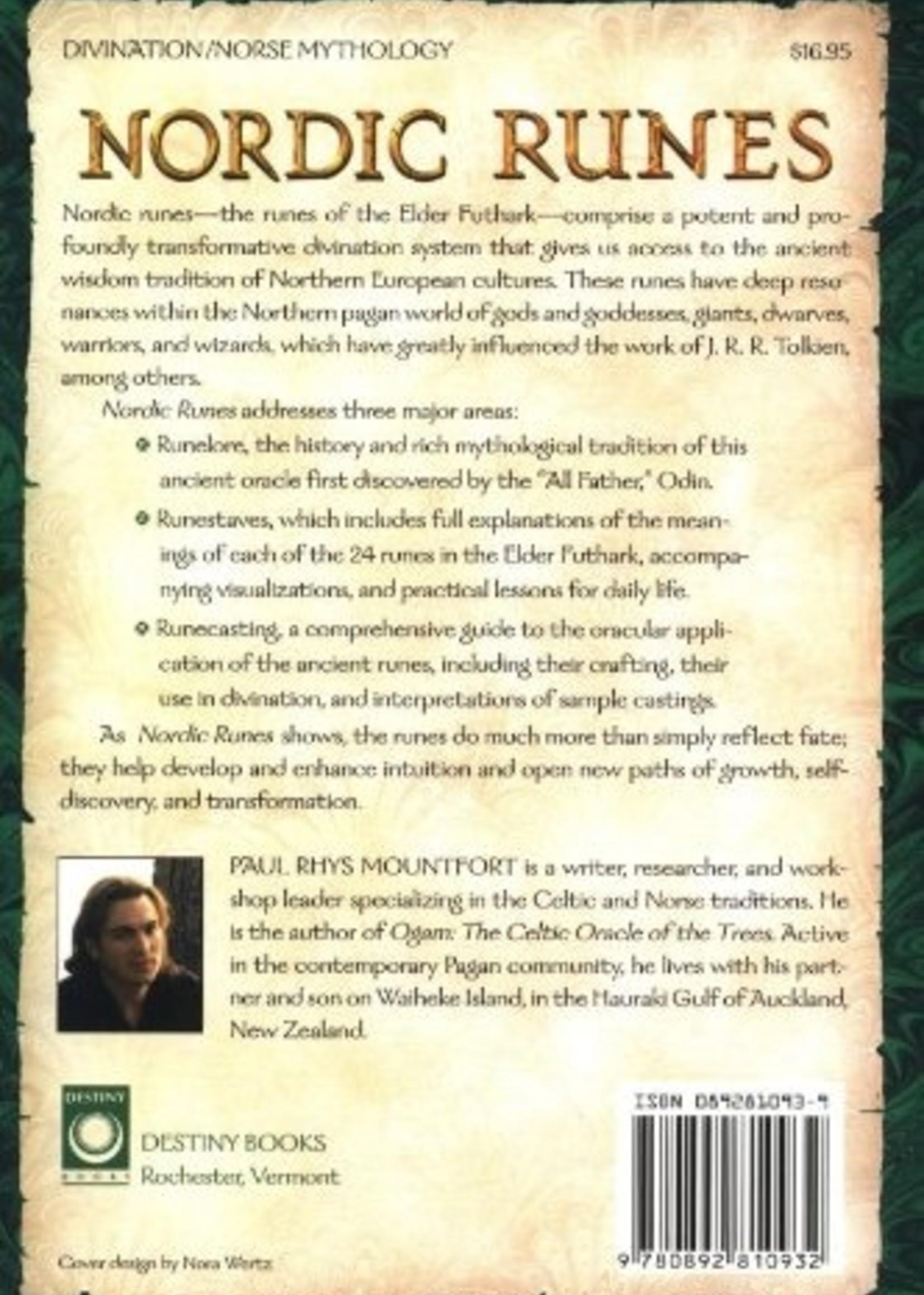 Nordic Runes- Understanding, Casting, & Interpreting the Ancient Viking Oracle