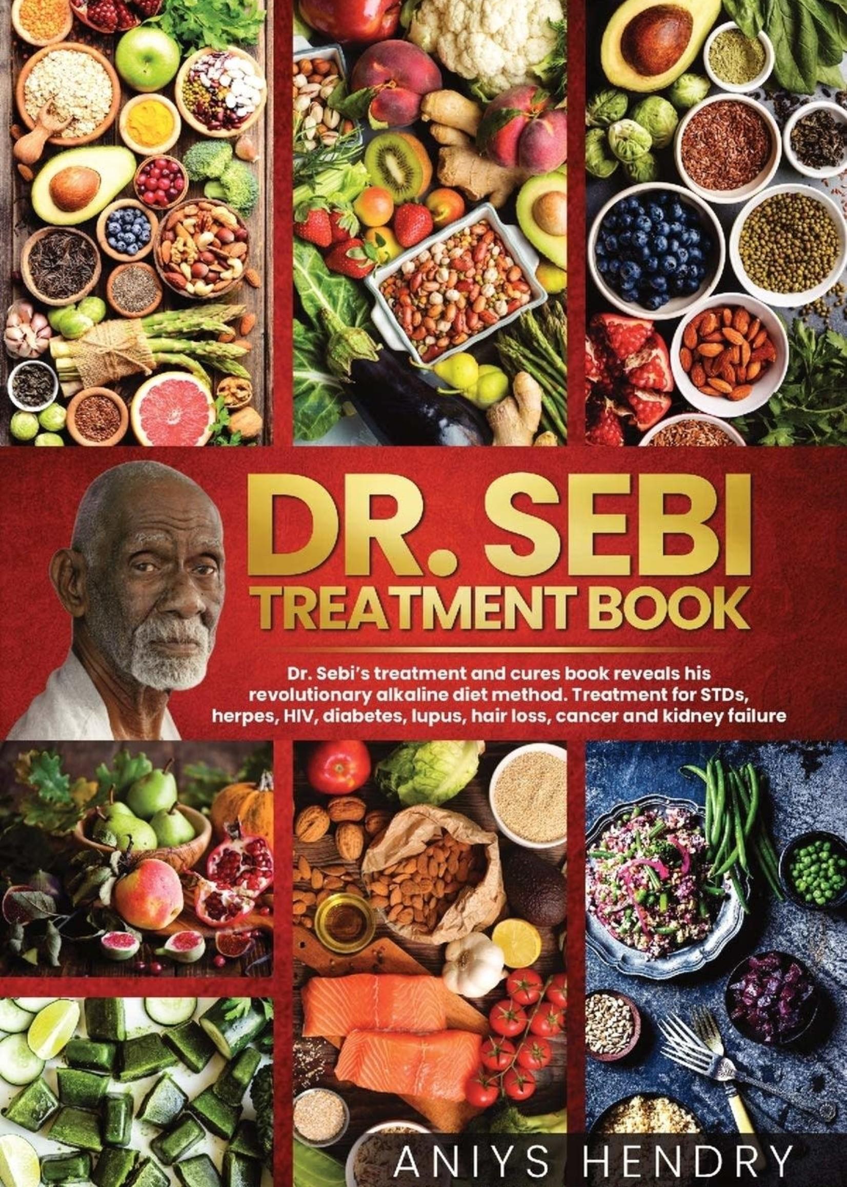 Dr. Sebi Treatment Book