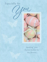 Card EASTER Especially For You