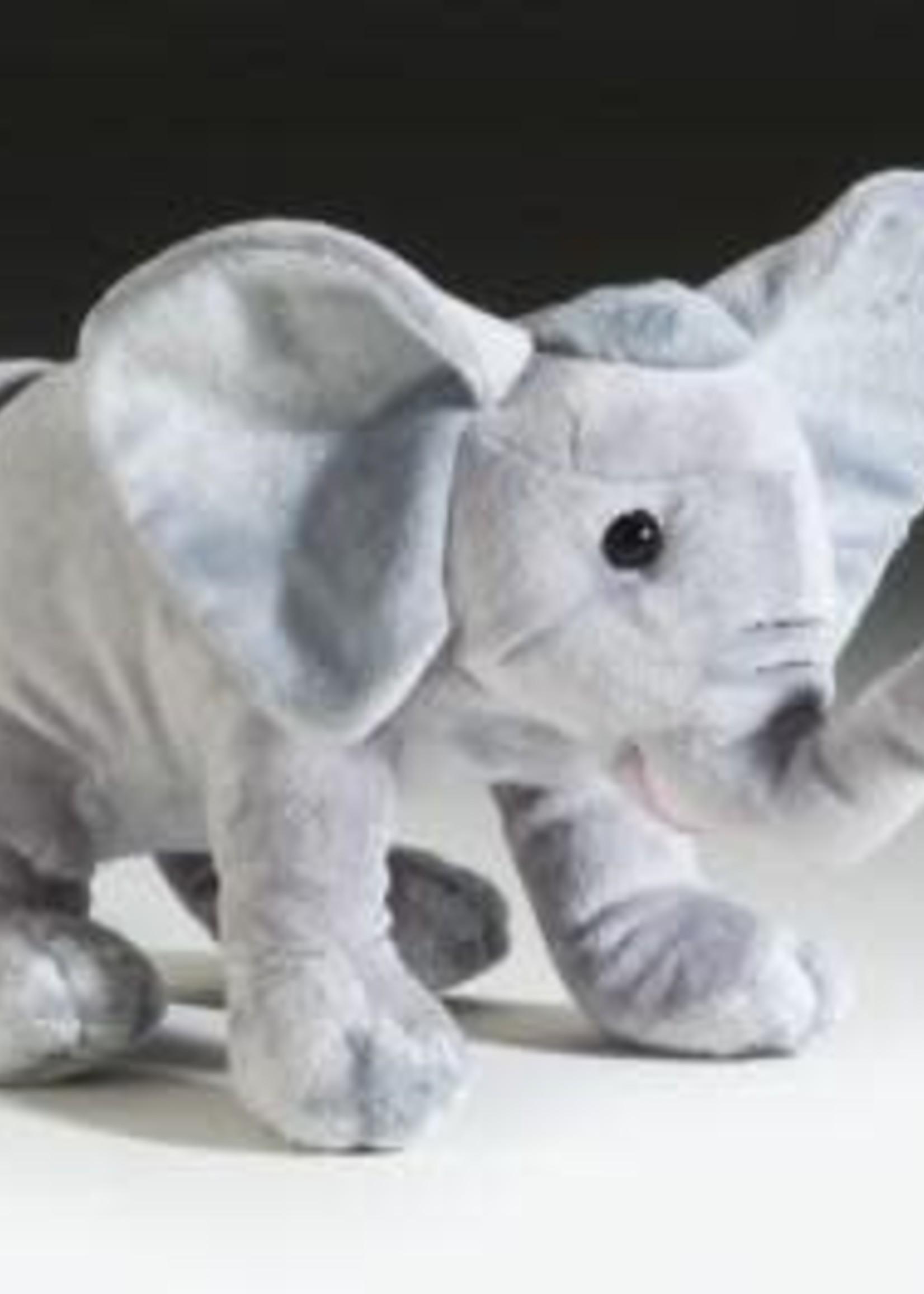 Warming Elephant - Ellie the Lavender Elephant