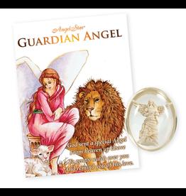 Guardian Angel Tiny Stone Resin