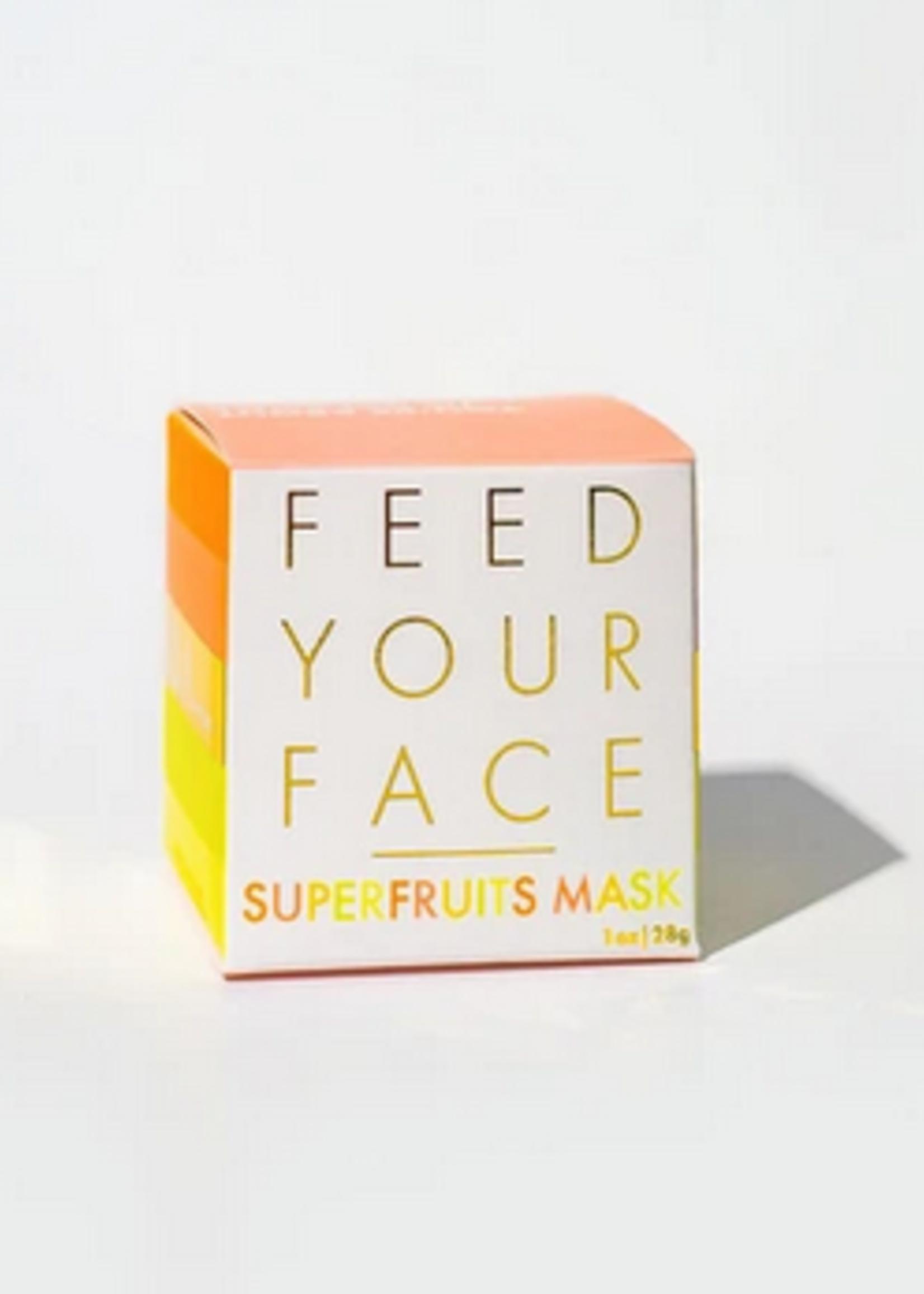 LUA SuperFruits Facemask