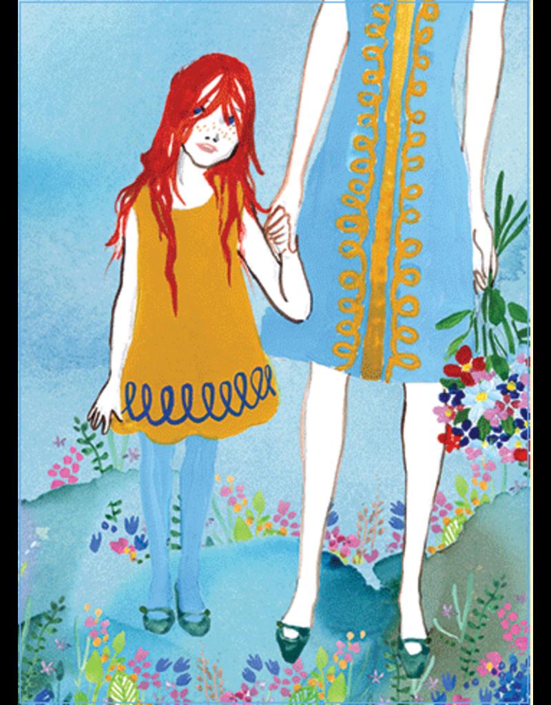Card Mday Blue Eyes