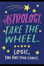 Astrology, Take the Wheel Magnet