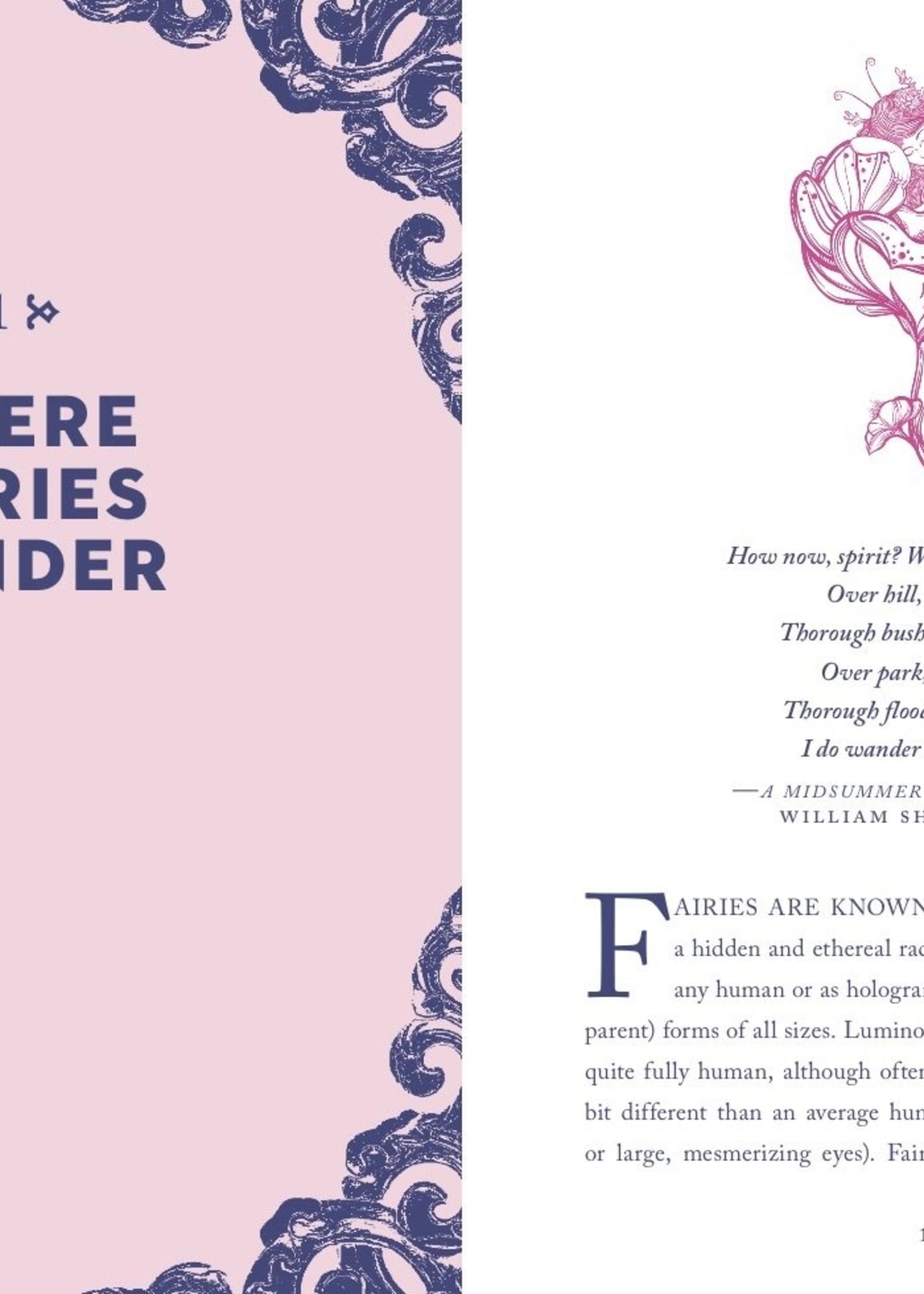 A Little Bit of Fairies- An Introduction to Fairy Magic