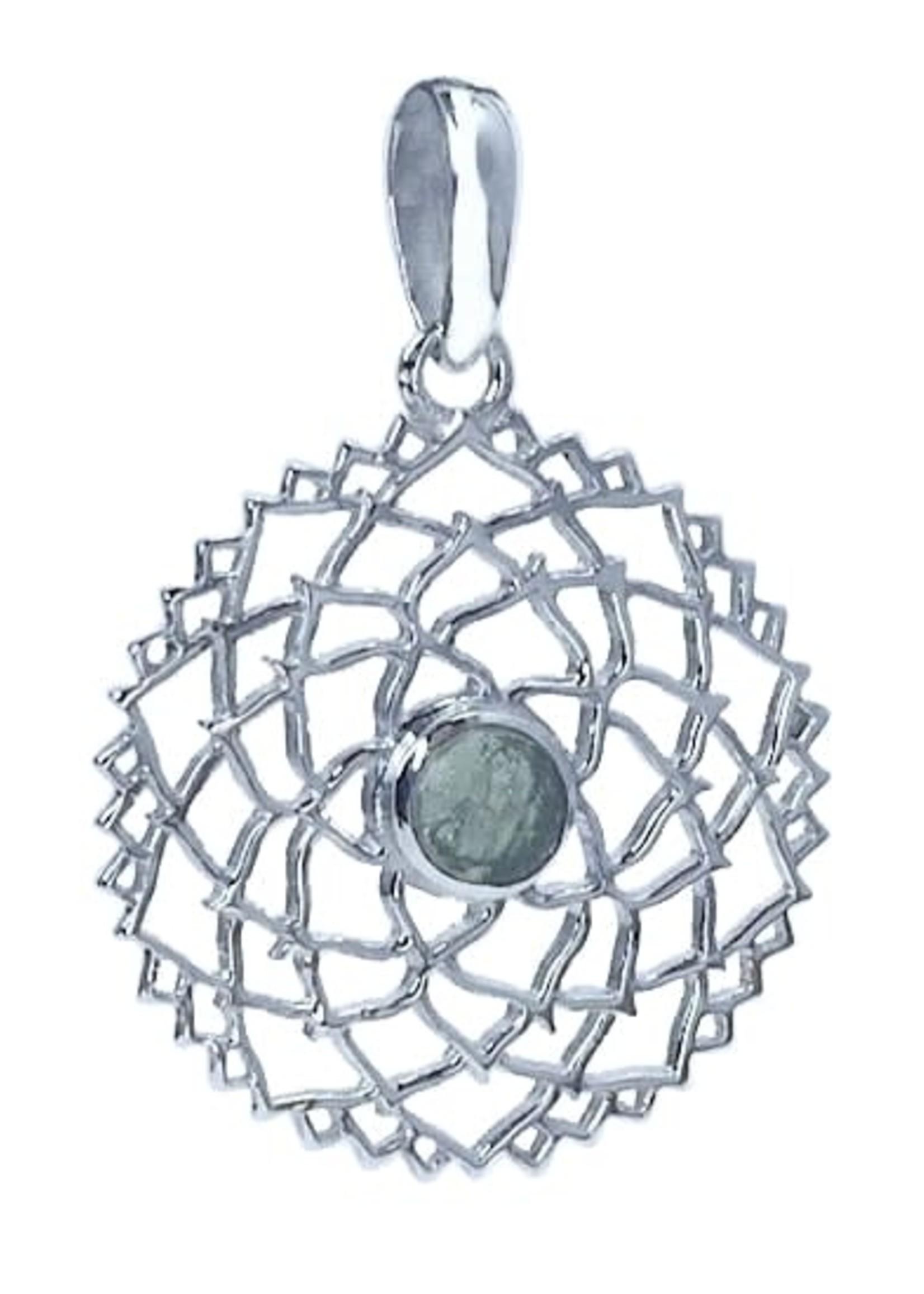 Necklace Moldavite Pendents