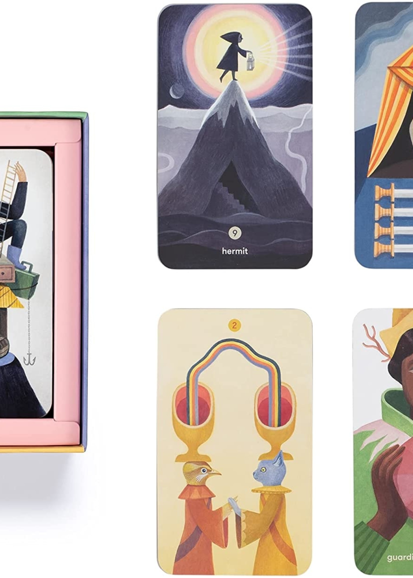 Deck Tarot For All Ages