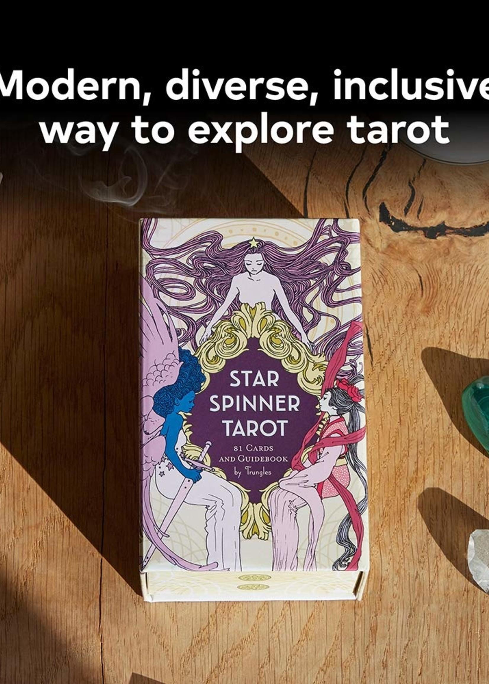 Deck Star Spinner Tarot