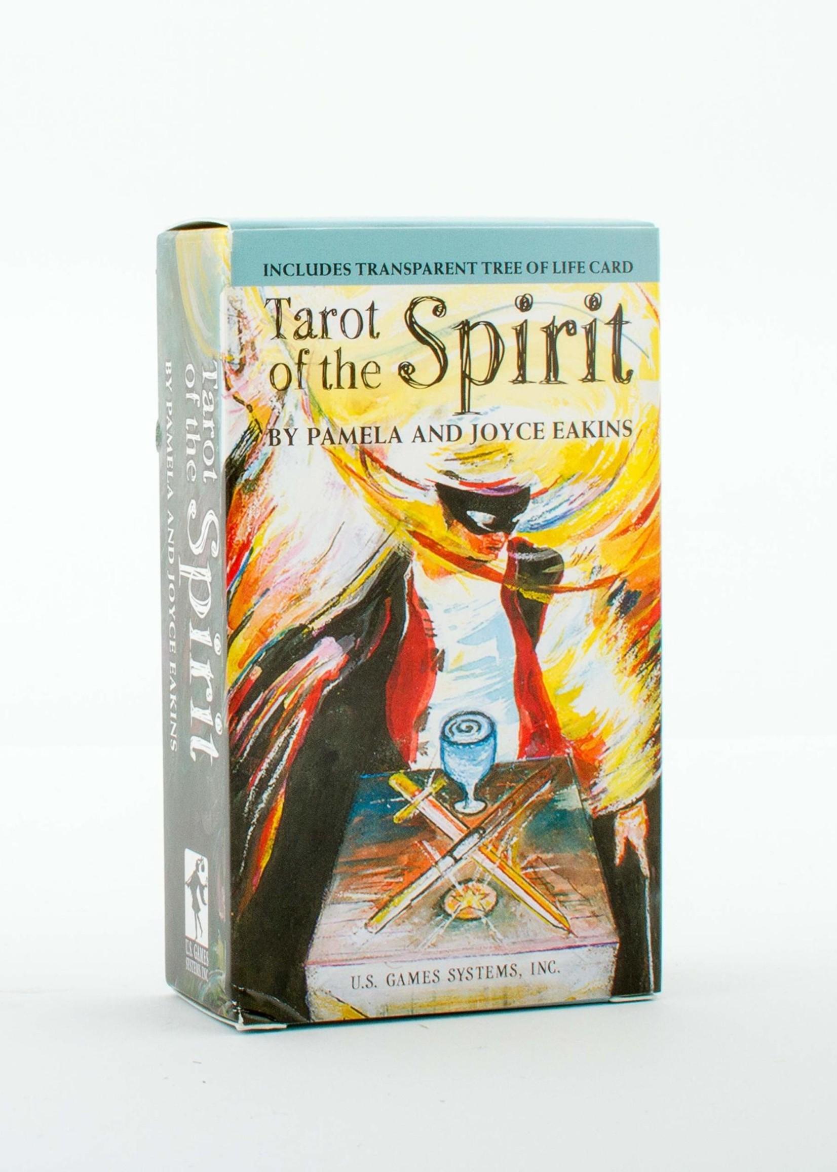 Deck Tarot of the Spirit