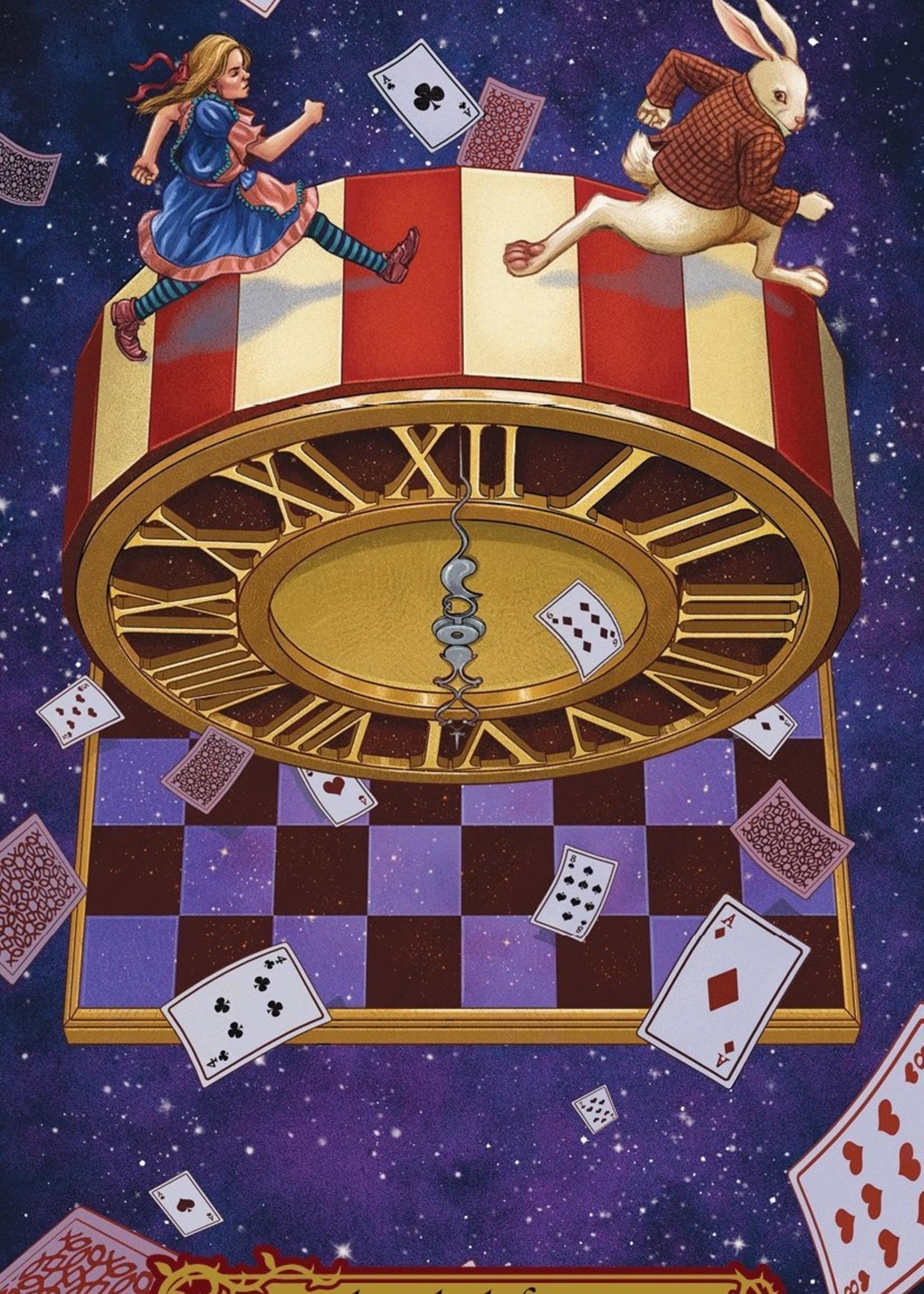 Deck Tarot in Wonderland