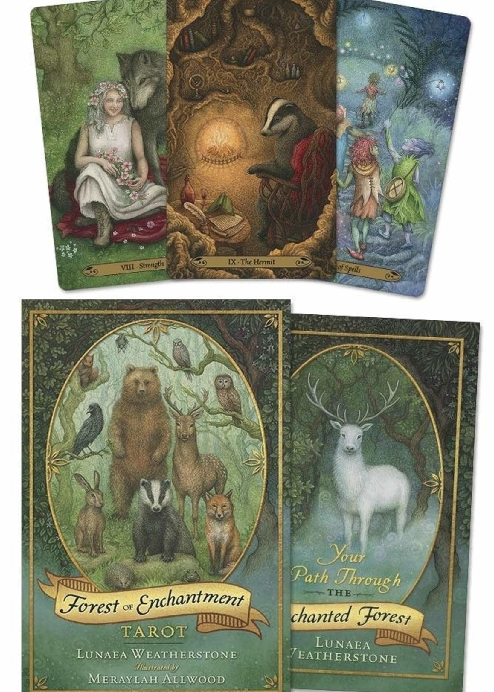 Deck Forest of Enchantment Tarot