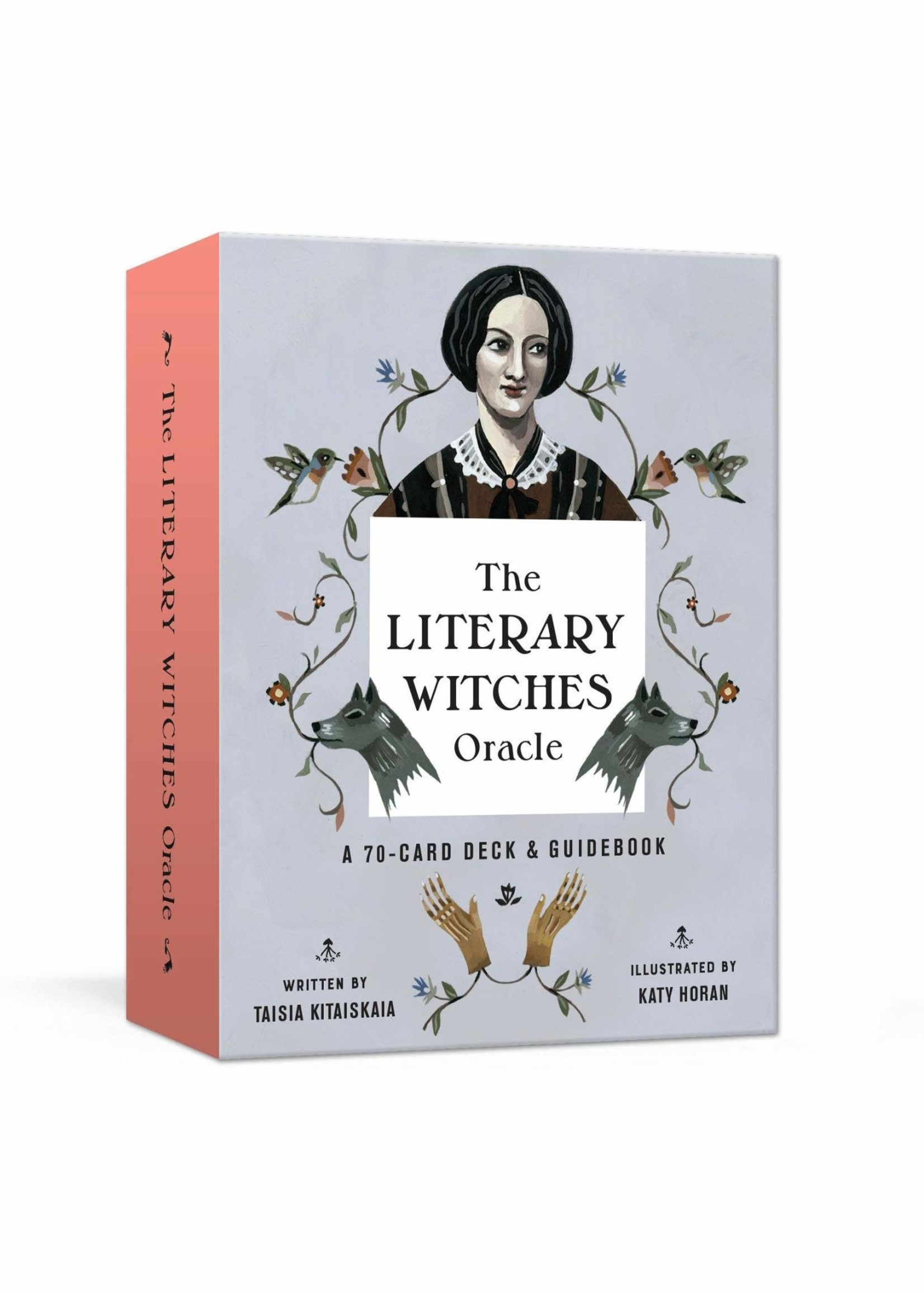 Deck The Literary Witches Oracle
