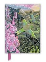 Annie Soudain Foxgloves and Finches Journal