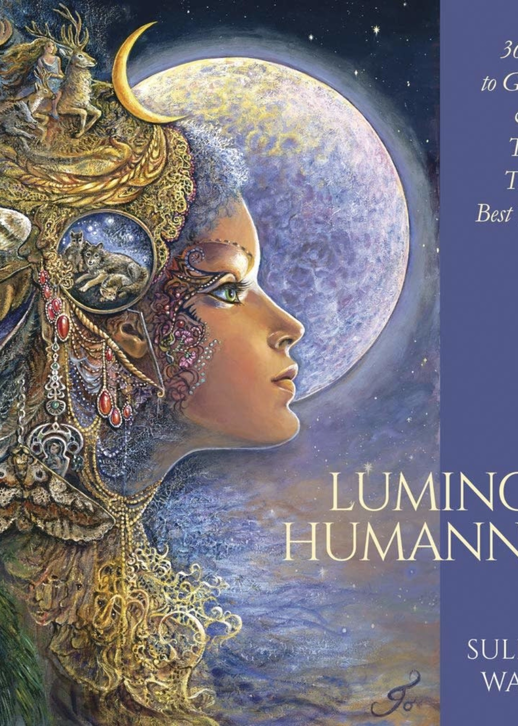 Luminous Humaness - 365 Ways to Go, Grow, & Glow