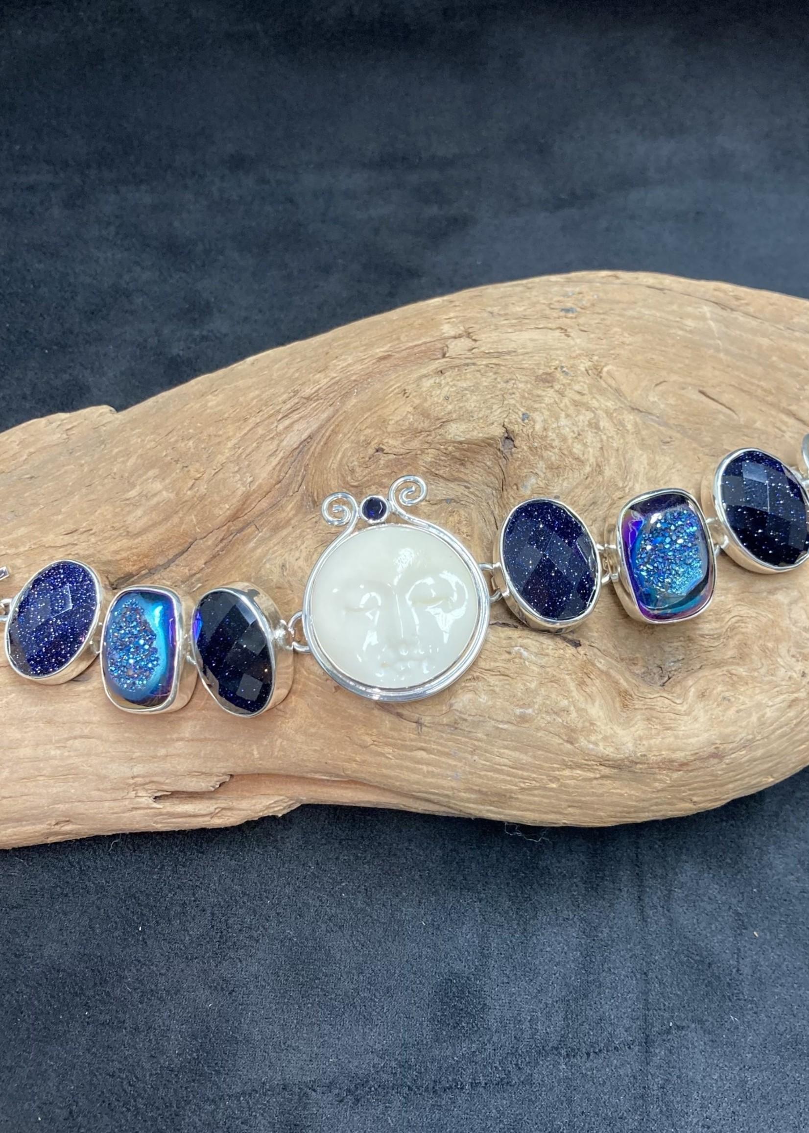 Bracelet Multi-Stones Chris Bales 93791