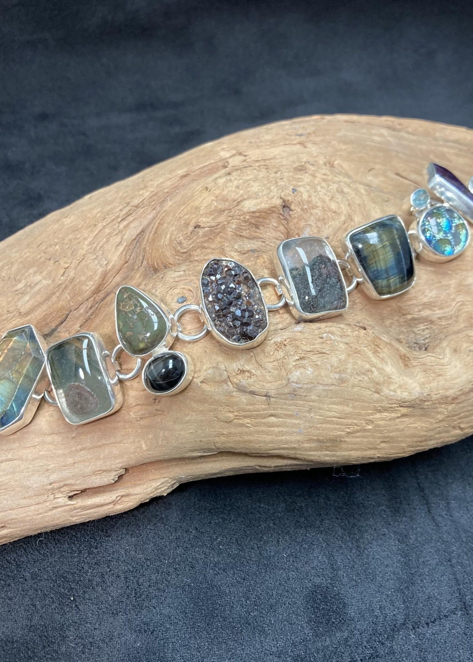 Bracelet Multi-Stones Chris Bales 93795