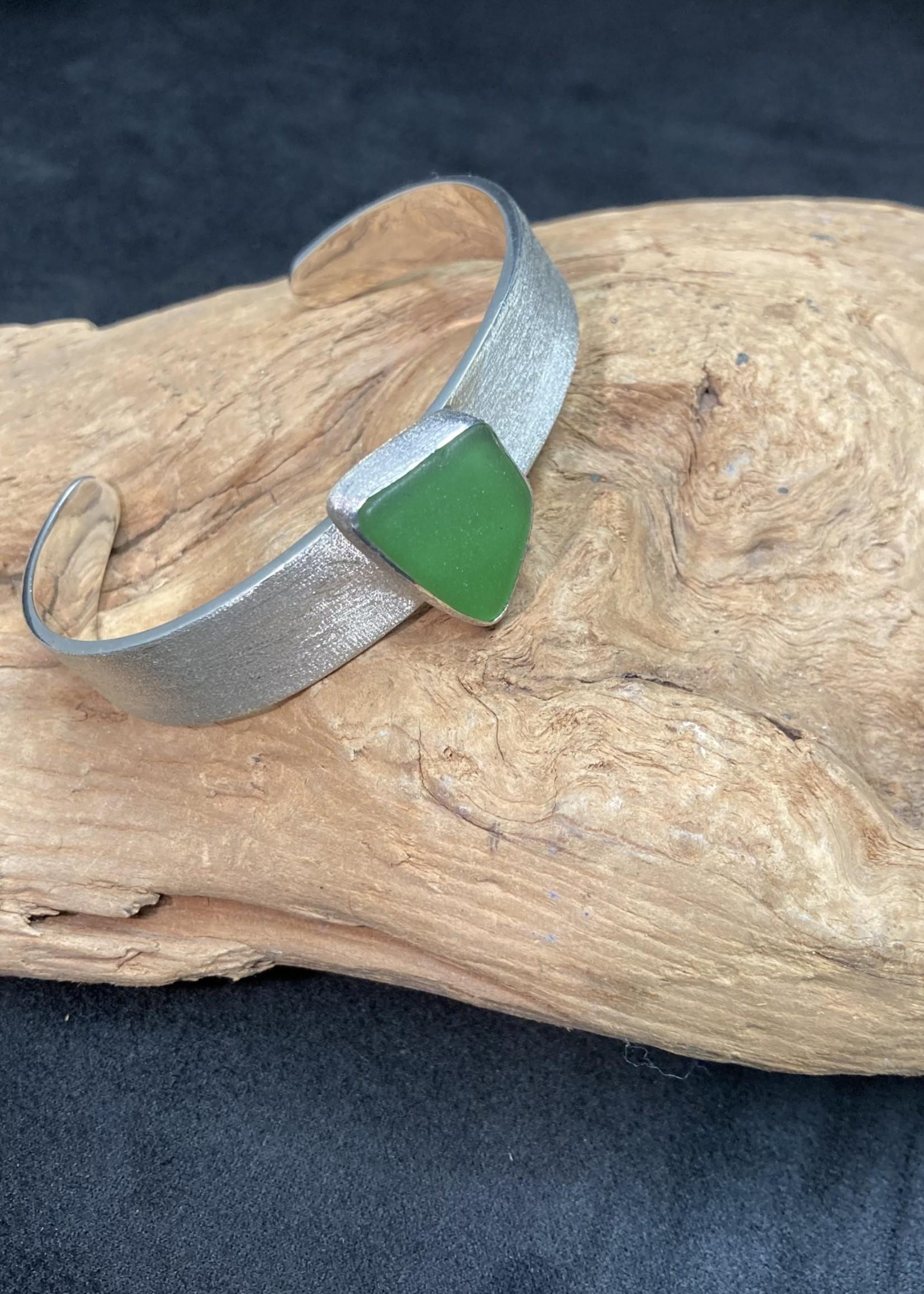 Bracelet Genuine Sea Glass
