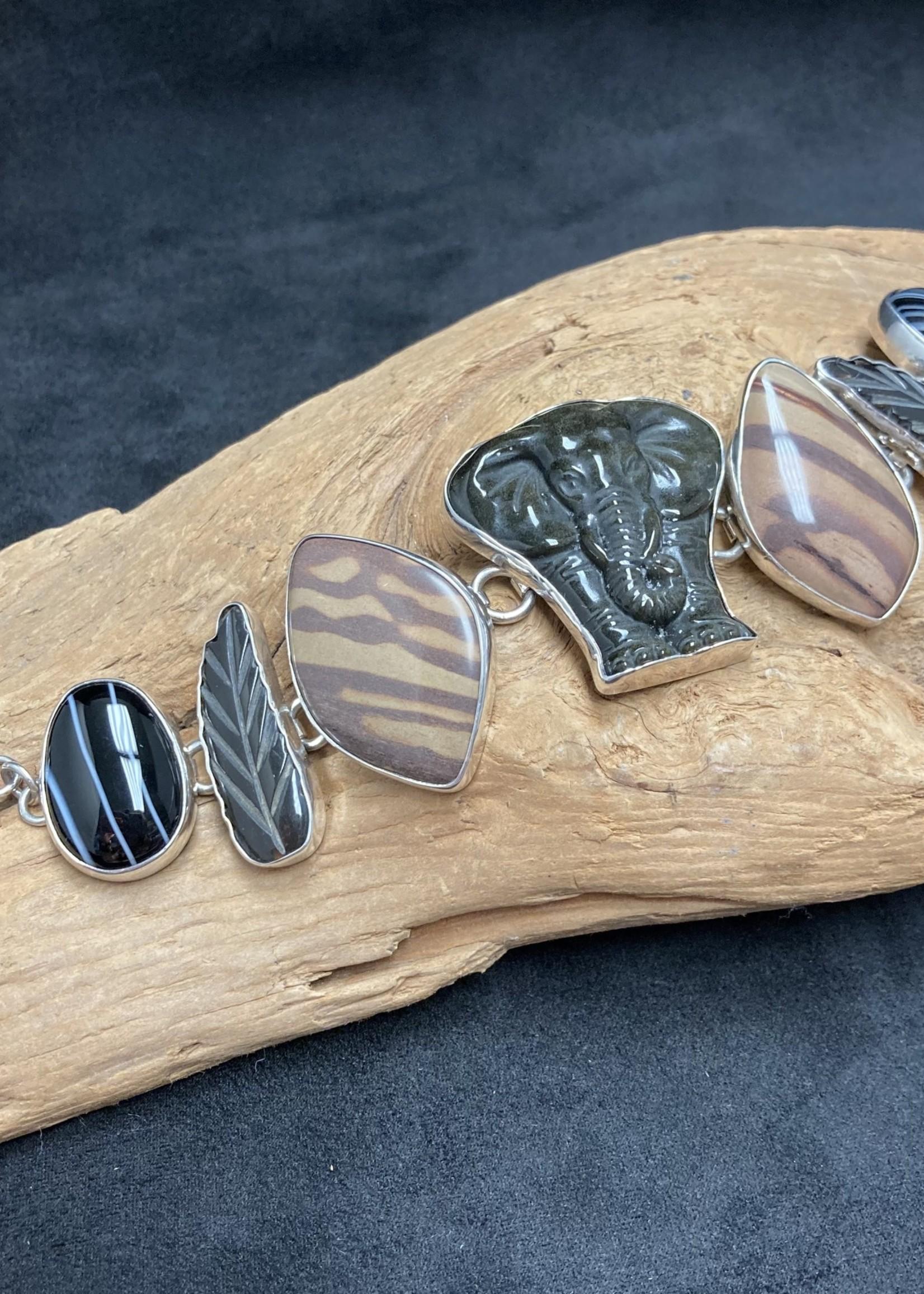 Bracelet Multi - Stones Chris Bales 93793