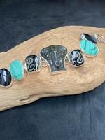 Bracelet Multi-Stones Chris Bales 93787
