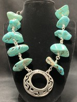 Necklace American Turquoise