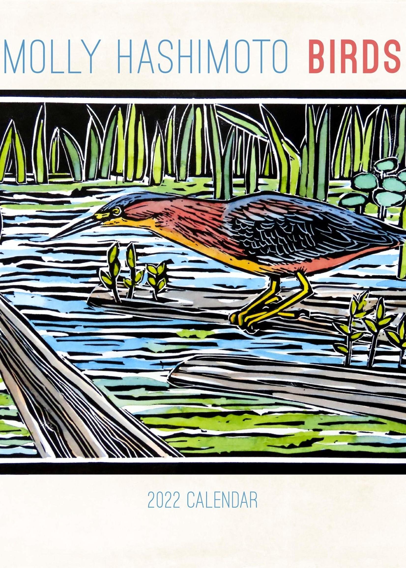 Cal 22 Birds Wall