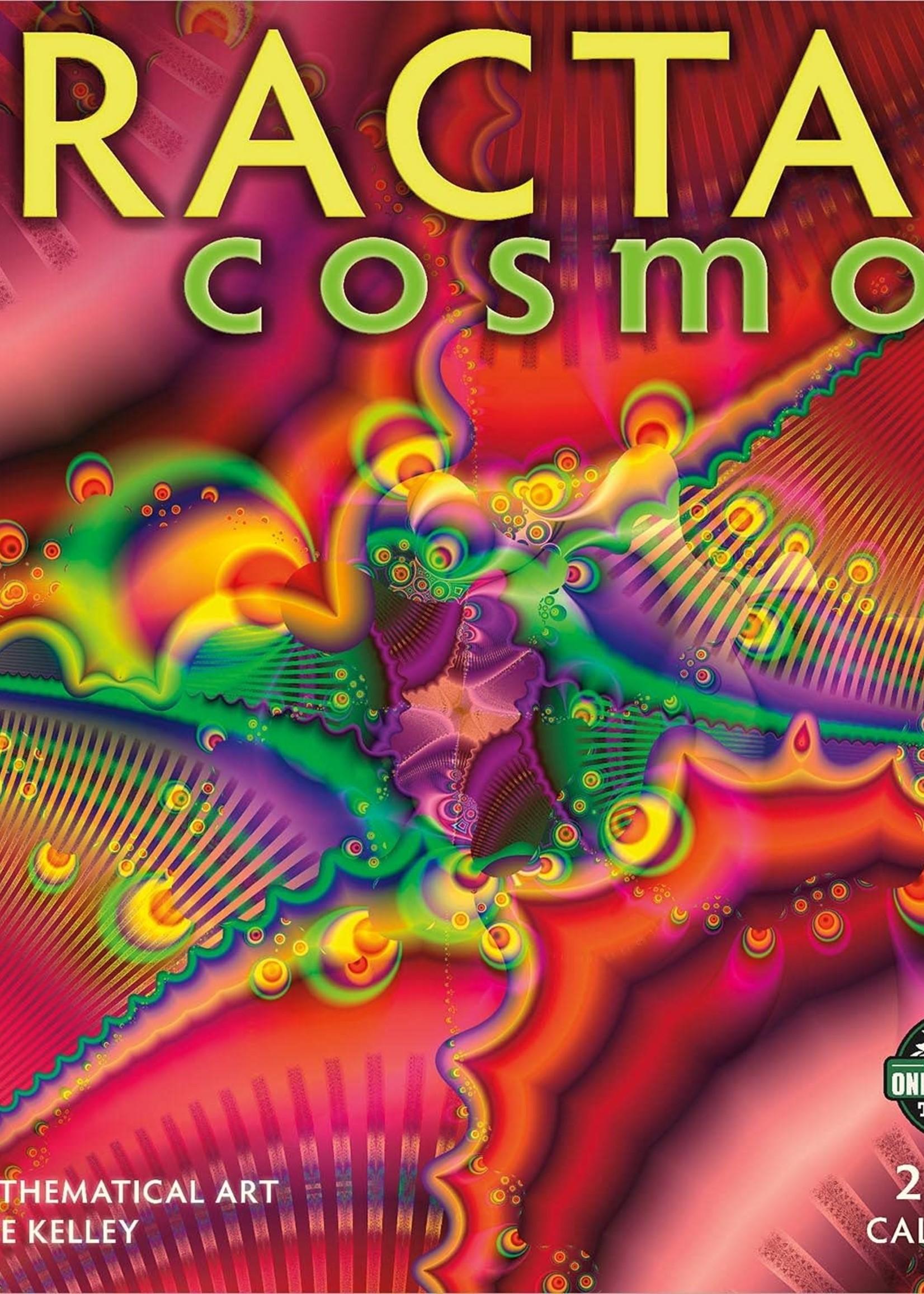 Cal 22 Fractal Cosmos Wall