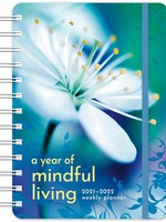 Cal 22 Weekly Planner Mindful Living