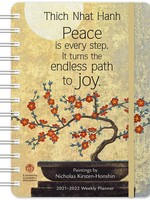 Cal 22 Weekly Planner Thich Nhat Hanh