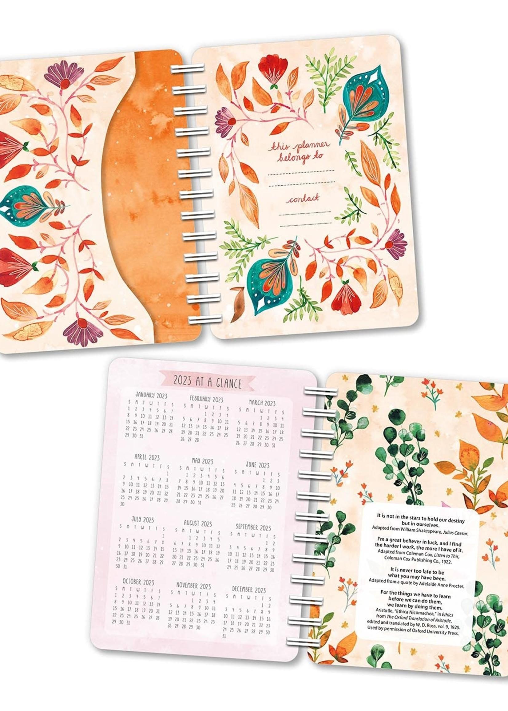 Cal 22 Weekly Planner Meera Lee Patel