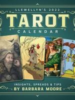 Cal 22 Llewellyn's Tarot Calendar