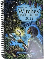Llewellyn's 2022 Witches' Datebook