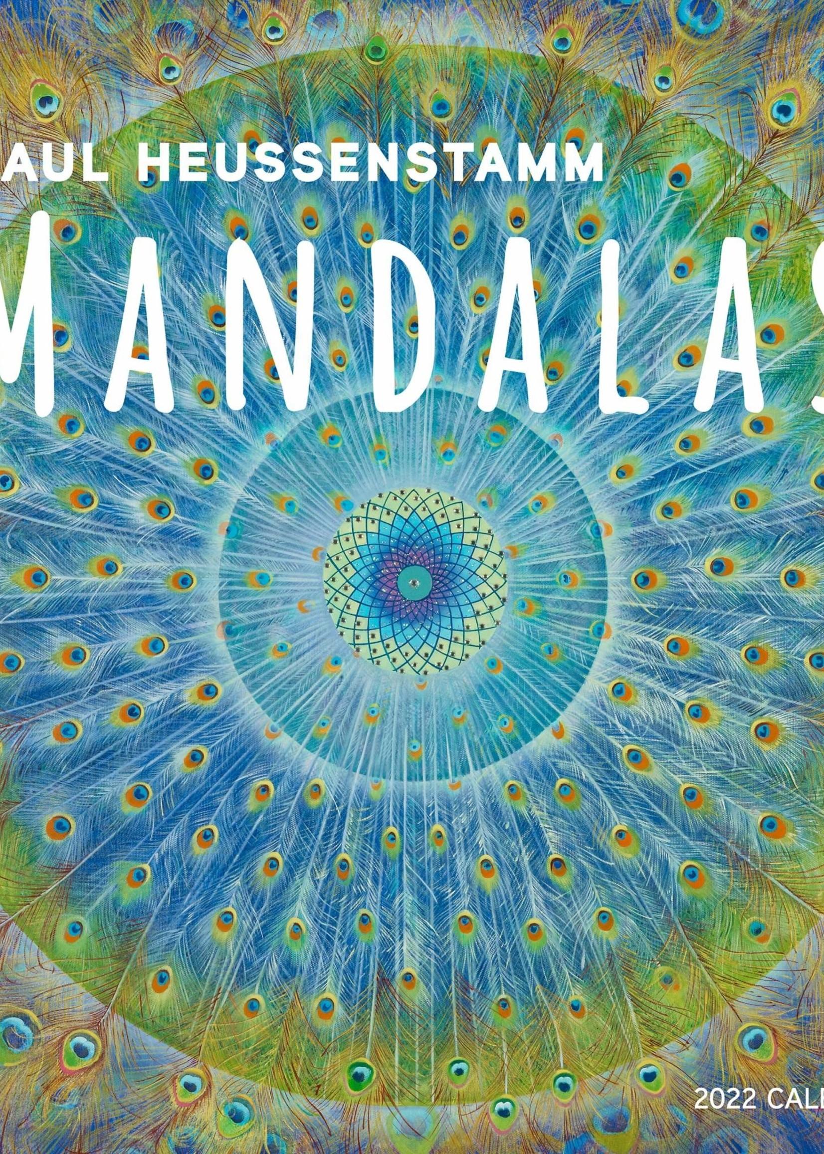 Cal 22 Mandalas Wall