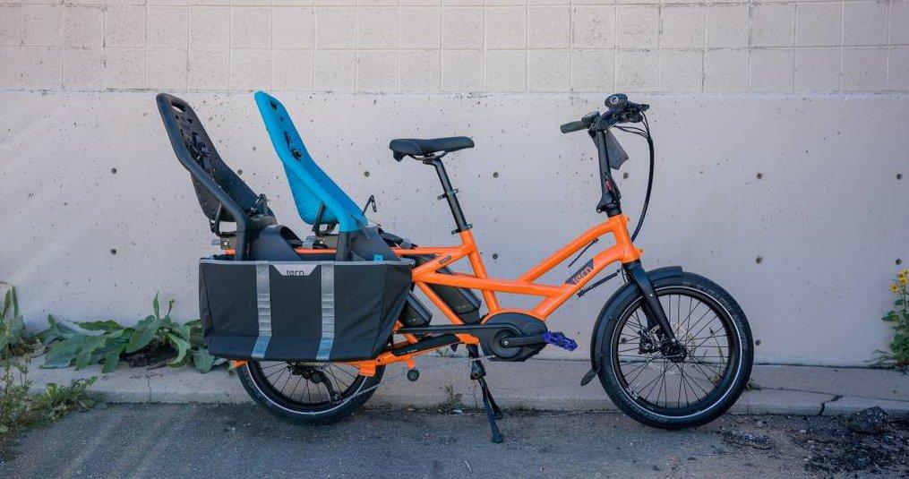 Tern GSD Electric Cargo Bike Review