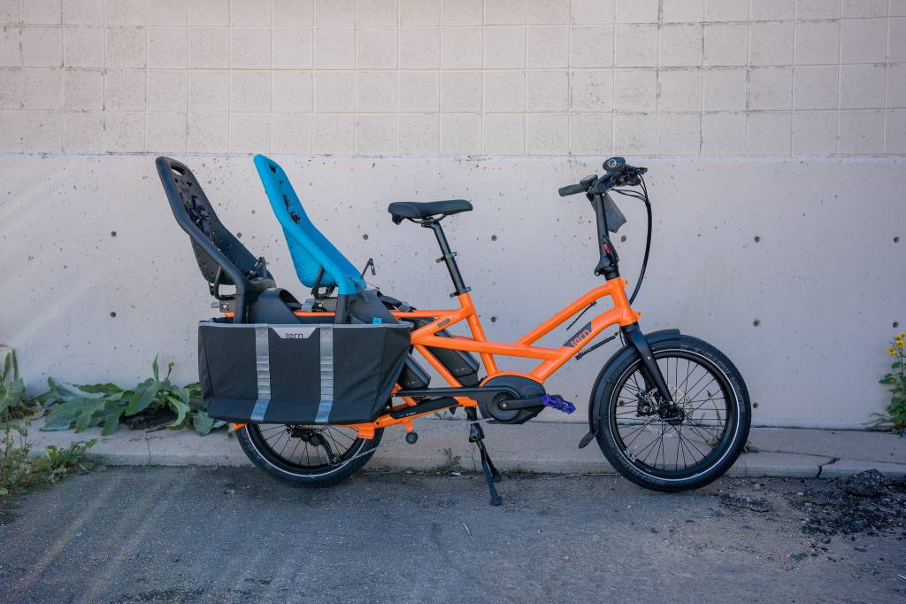 Tern GSD Electric Cargo Bike Review