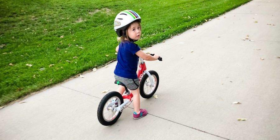 5 Reasons We Believe in Balance Bikes