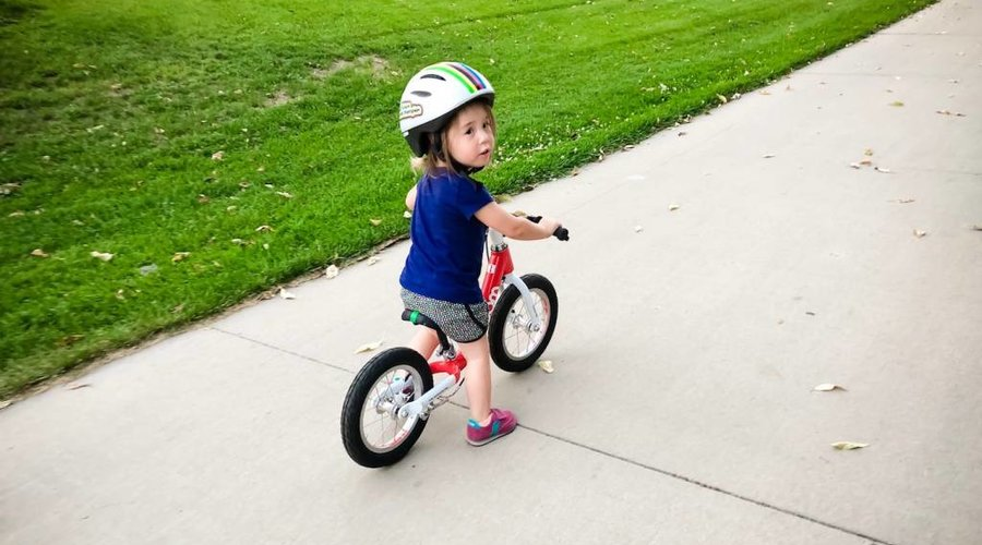 5 Reasons We Believe in Balance Bikes