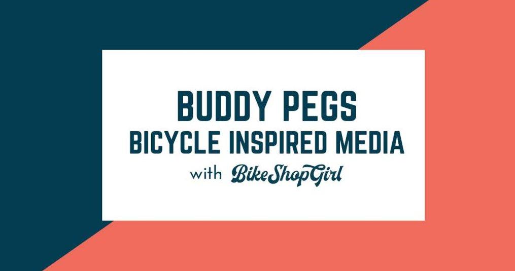 Inspiring Kids to Bike Through Stories - Bike Shop Girl Podcast