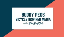 Inspiring Kids to Bike Through Stories - Bike Shop Girl Podcast