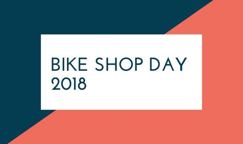 Shift Up Podcast: Bike Shop Day 2018