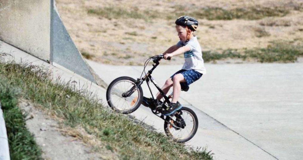 Kid's Bike Trade-Up Program