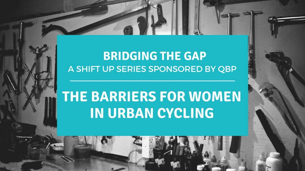 The Barriers for Women in Urban Cycling