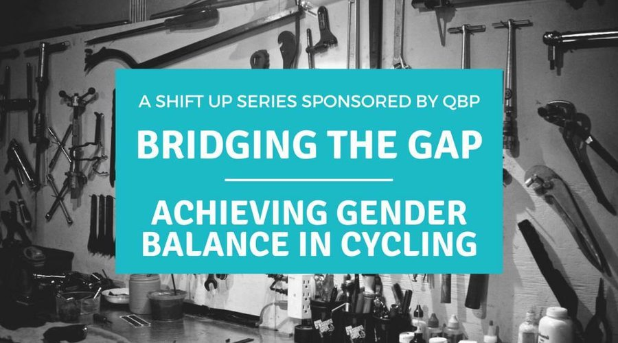 Bridging the Gap - Achieving Gender Balance In Cycling Podcast Series